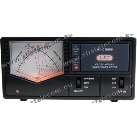 OEM - AV-CN600 - SWR/PWR - 3KW Max.