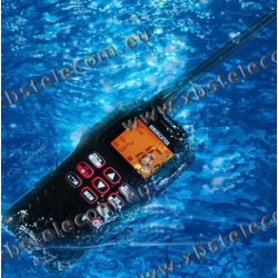 Himunication - HM-130 - Portable VHF Marine Radio + ATIS