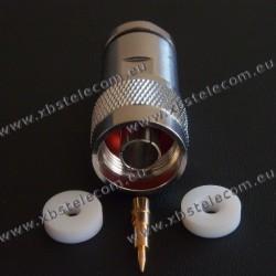 XBS - NMALE/10 - RF-400TT/ULTRAFLEX10/ECOFLEX10