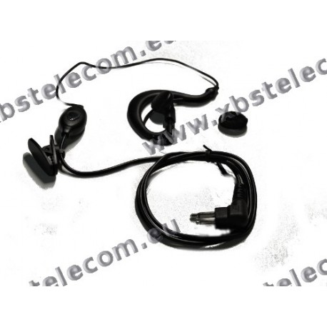 XBS - MA-1703 - MICRO /EARPHONE FOR DYNASCAN-MOTOROLA