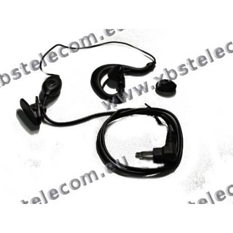 XBS - MA-1703 - MICRO /EARPHONE FOR DYNASCAN-MOTOROLA