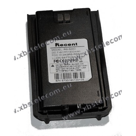 RECENT - RS-629-BATTERY - 1500 mAh
