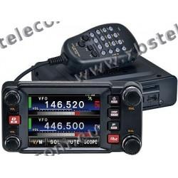Yaesu - FTM-400DE - VHF/UHF - F4CFM - NUMERIQUE FUSION