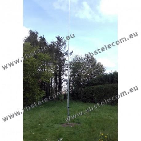 ITA - OTURA-3 - Verticale multibande HF
