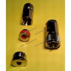 XBS - Connecteur PL259 - 5 mm