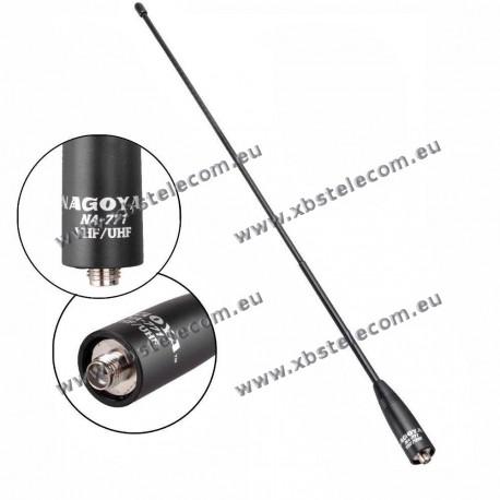 NAGOYA - NA-771 - Antenne VHF/UHF- SMA Femelle