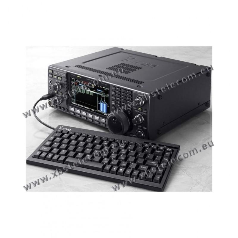 ICOM - IC-7610 - HF/50MHZ, 100 W, 99 canaux, tous modes