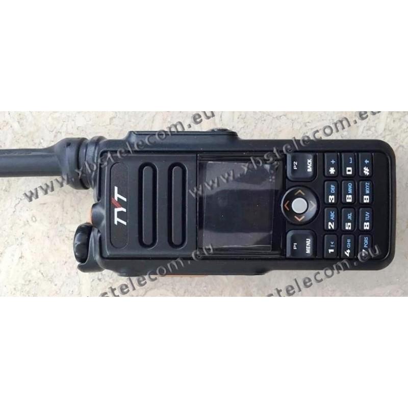 Tyt Md 2017 Dmr Vhf Uhf 5 W Avec Gps Xbs Telecom