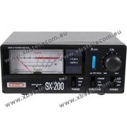 KPO - SX-200 SWR/PWR -1.8 à 160 MHZ - 400W