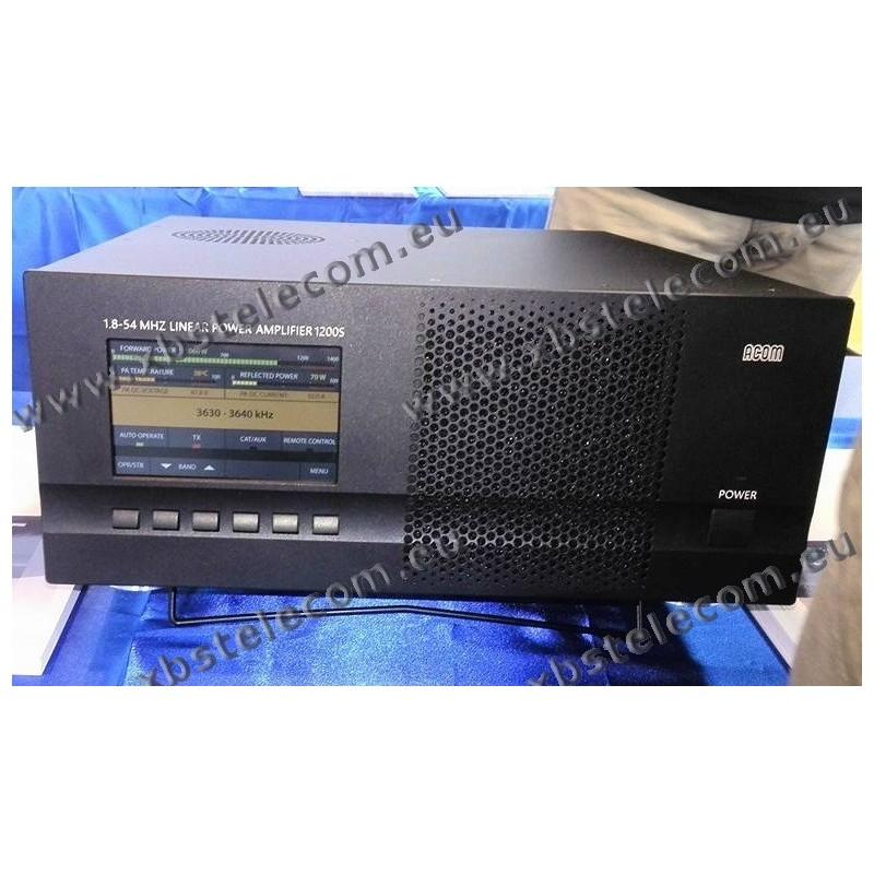 Acom - Acom-1200S - Amplifier HF + 6 M - 1000W - XBS TELECOM