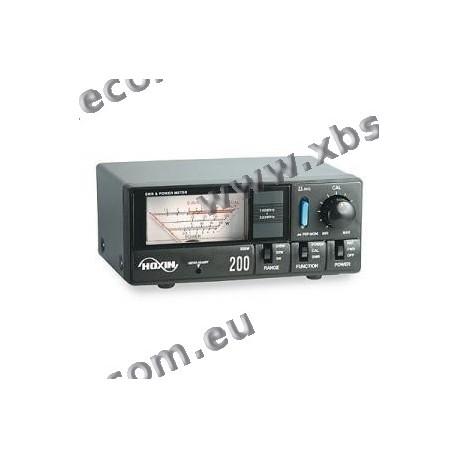 HOXIN - RW-200 - SWR/PWR