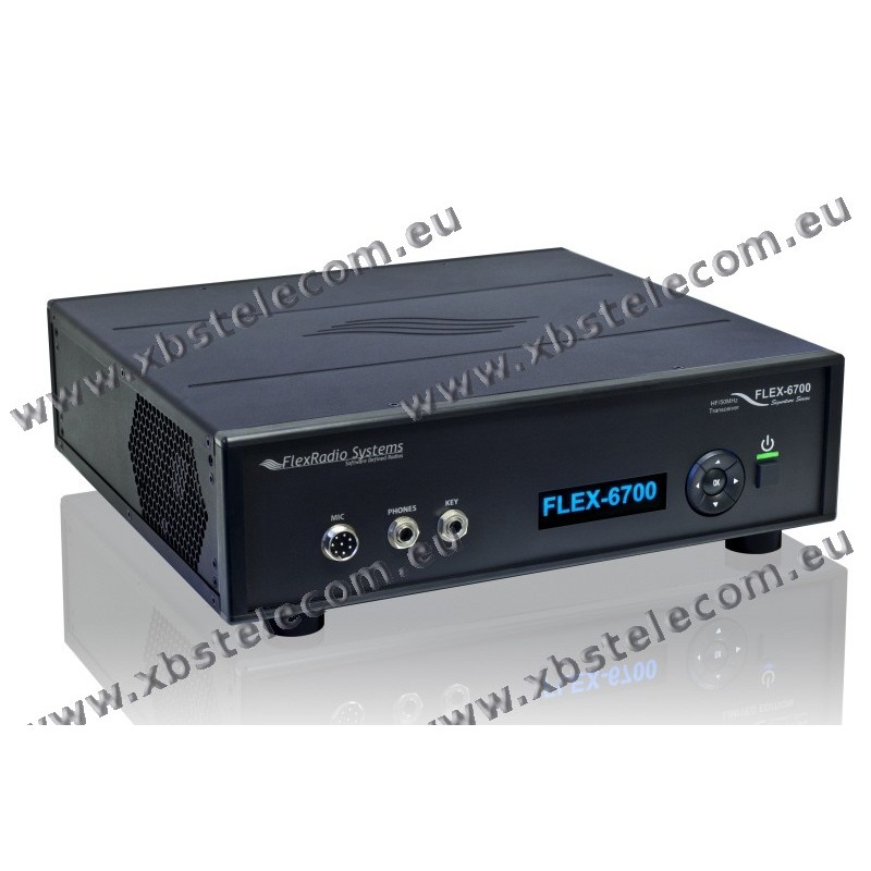 Flex Radio - FLEX-6700 - HF + VHF - 100W SDR - XBS TELECOM s a