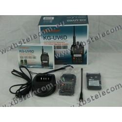 Wouxun - KG-UV6D-70V - 70 MHZ + VHF