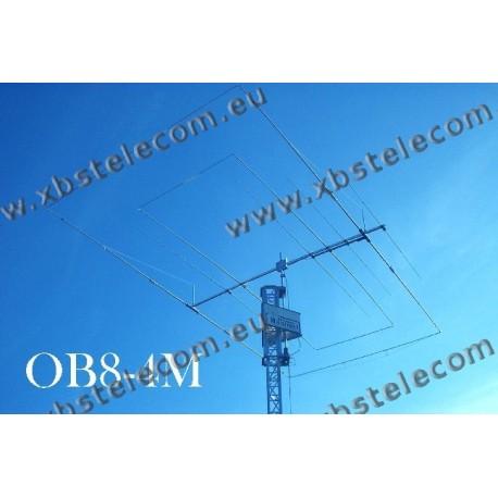 Optibeam - OB8-4M - 8 Element, 4 Band - 40 / 20 / 15 / 10