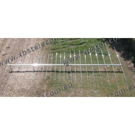 Optibeam - OBLY25-5 - 25 Element Log Yagi 20-17-15-12-10m