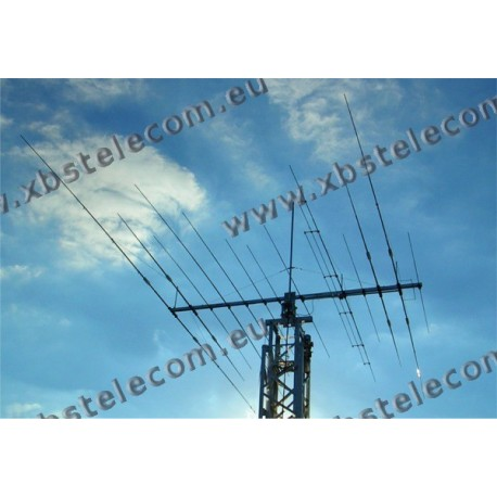 Optibeam - OB15-7 - 15 Element Yagi 40-30-20-17-15-12-10m