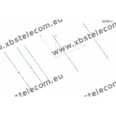 Optibeam - OB5-17 - 5 Element Monoband Yagi 17m - 17