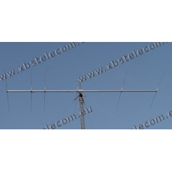 Optibeam - OB6-15 - 6 element wide spaced monoband Yagi 15m
