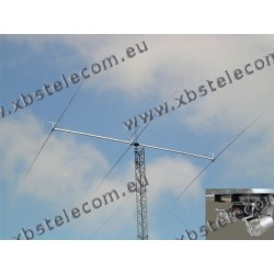 Optibeam - OB3-80+ - 3 Element Yagi 80m (SSB+CW) - 80