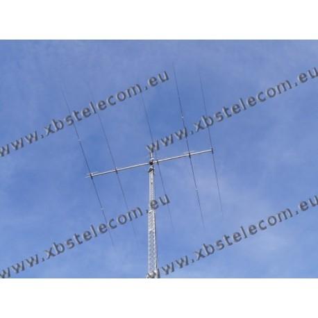 Optibeam - OB8040x - interlaced duo monoband Yagi 80-40m