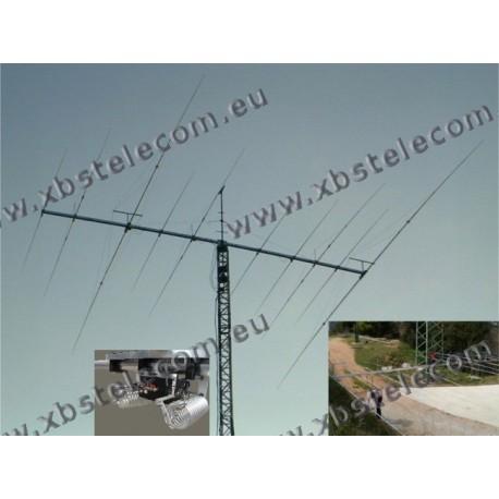 Optibeam - OB804020 - 10 Element Triple Monobander 80/40/20m