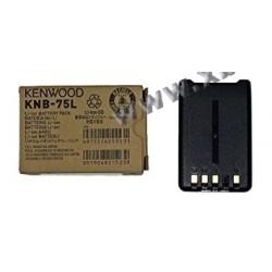 Kenwood - KNB-75L - Batterie Li-Ion 7,4V 1800mAh