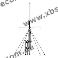 SIRIO - SD-1300N - Antenne discone 1.6M - 25 MHZ to 1,3 GHZ