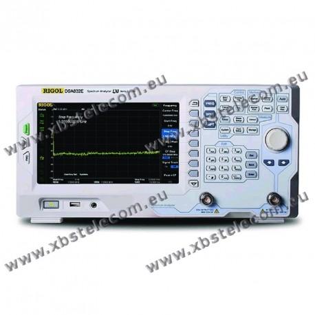 RIGOL - DSA-832E-TG - Analyseur de spectre 3,2 GHz