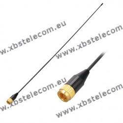 COMET - SMA-24 - FLEX ANT.41CM 144/430