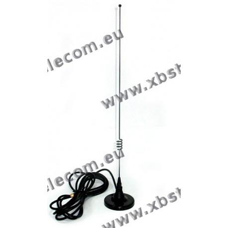 COMET - M-24S - MAGNET MOUNT MOBILE ANT.144/430