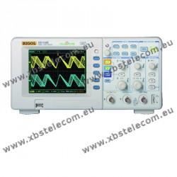 RIGOL - DS-1102E - Oscilloscope 2 x 100 MHz
