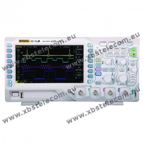 RIGOL - DS-1104Z-PLUS - OSCILLOSCOPE 4x100MHz