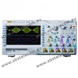 RIGOL - DS-4024 - OSCILLOSCOPE 4X200MHZ ECRAN 9P 4GE/S