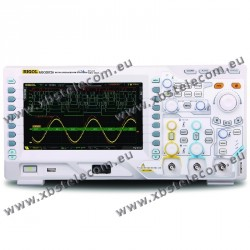 RIGOL - MS-02072A - Oscilloscope 2x70MHz 2GS/s+16 voies logi