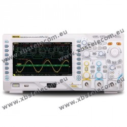 RIGOL - MS-02072A-S - Oscilloscope 2x70MHz 2GS/s+16voies+GBF