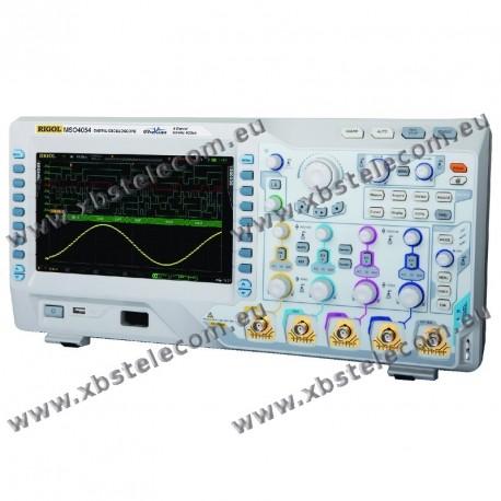 RIGOL - MS-04052 - Oscilloscope Analyseur logique 2x500MHz