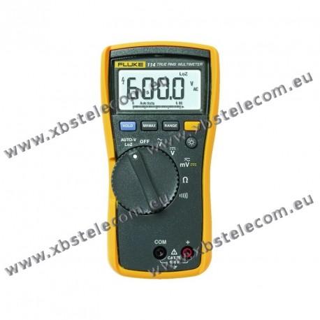 FLUKE - FLUKE-114 - Multimètre numérique Trms