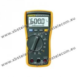 FLUKE - FLUKE-115EUR - Multimètre numérique Trms