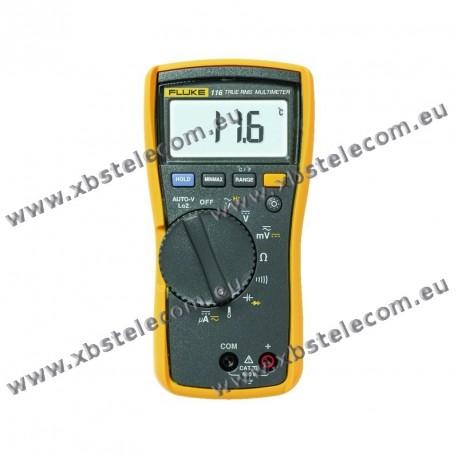 FLUKE - FLUKE-116 - Multimètre numérique Trms