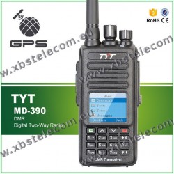 TYT - MD-390GPS - UHF DMR with GPS