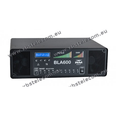 RM - BLA-600 - 1,8-54MHz 600W