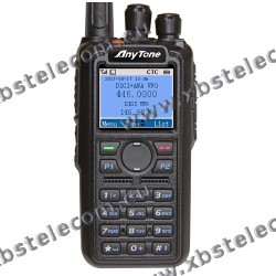 ANYTONE - DB-868UV - Analog/DMR - VHF/UHF - VFO - 3.100 mAh