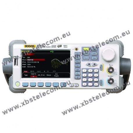 RIGOL - DG-5101 - Générateur arbitraire 100Mhz Modulation IQ