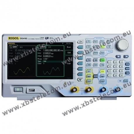 RIGOL - DG-4162 - Générateur arbitraire 160 MHz