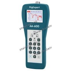RIGEXPERT - AA-600 - ANALYZER 0.1-600 MHz
