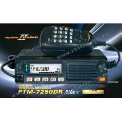 YAESU - FTM-7250DE - C4FM/FM 50W 144/430MHz Digital AMS