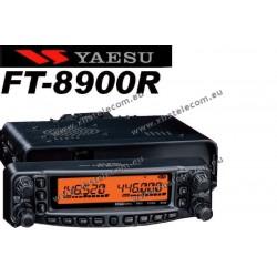 YAESU - FT-8900 - 29MHZ/50MHZ/VHF/UHF - MOBILE - 50W