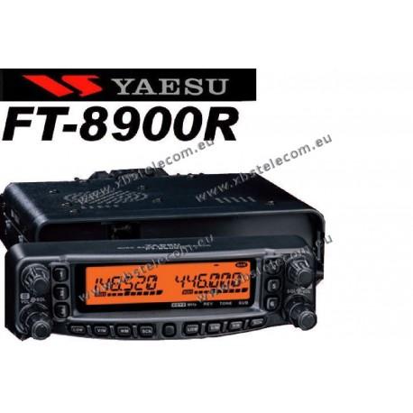 YAESU - FT-8900 - 29MHZ/50MHZ/VHF/UHF - MOBILE - 50W - Quad Band  Transceiver - XBS TELECOM s a