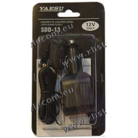 YAESU - SDD-13 - DC CABLE W/NOISE FILTER OLD EDC5B