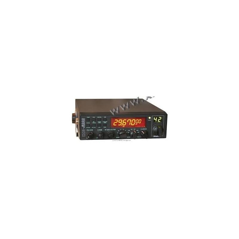 KPO - DX-5000V6 0 - Mobile Radio 10M /AM / FM / SSB - XBS TELECOM s a
